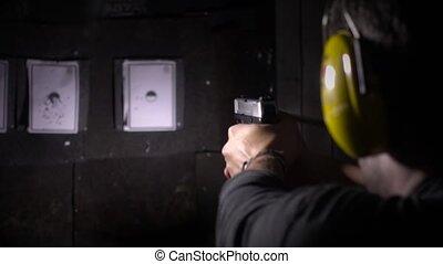 ассортимент, стрельба, 4k, targets