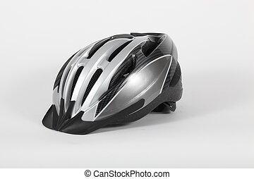 байк, шлем