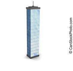 башня, бизнес