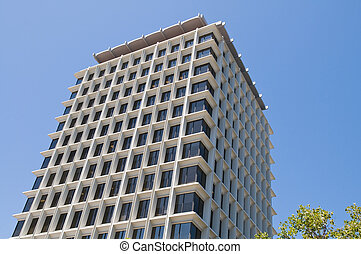 башня, офис