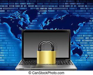 безопасность, компьютер