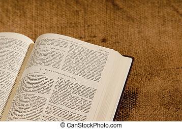 библия, святой