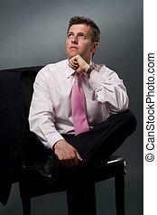 бизнесмен, мышление