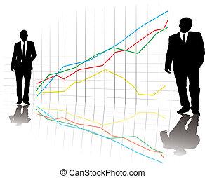 бизнес, диаграмма