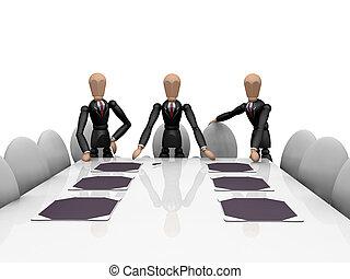 бизнес, команда