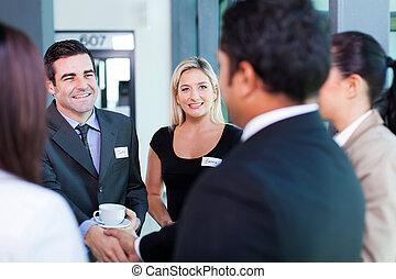 бизнес, конференция