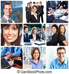 бизнес, люди