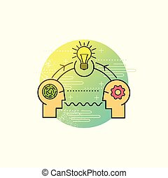 бизнес, проблема, solving, вектор