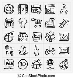 болван, web, icons, задавать