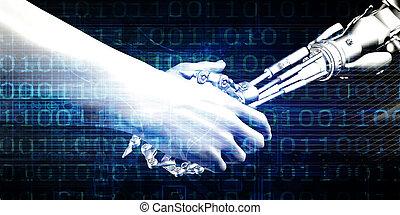 будущее, технологии