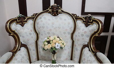 букет, свадебный