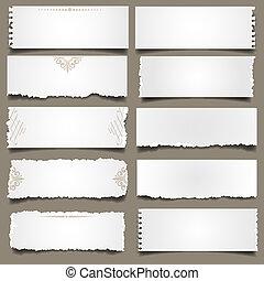 бумага, notes, 10