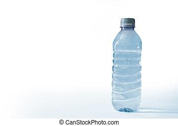 бутылка, of, воды
