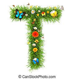 """весна, письмо, """"t"""""""