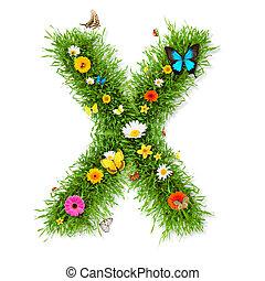"""весна, """"x"""", письмо"""