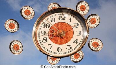 вечность, время