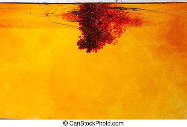 воды, краски