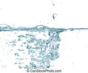 воды, падение, #15