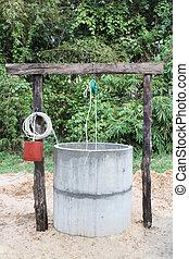 воды, питьевой, углубления