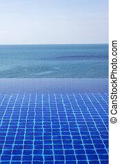 воды, поверхность, бассейн