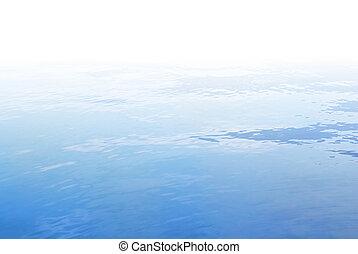 воды, поверхность