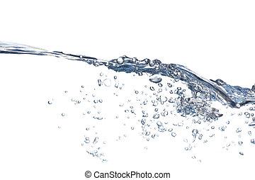 воды, пузырь