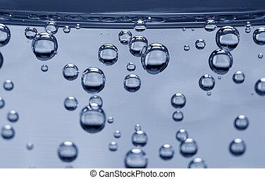 воды, bubbles