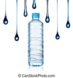 воды, droplets