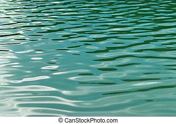 воды, surface.