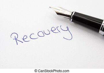 восстановление