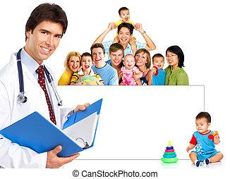 врач, медицинская