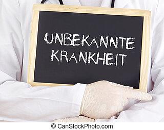врач, information:, неизвестный, болезнь, немецкий, shows