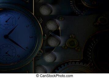 время, вечность, деформироваться, проходить