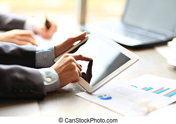встреча, touchpad
