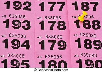 выигрыш, участвовать в лотерее, билет