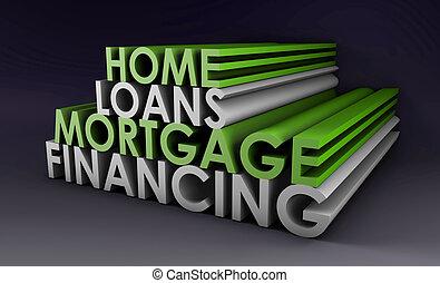 главная, loans
