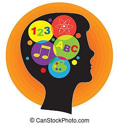 головной мозг, ребенок