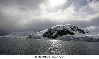 гора, антарктида, посмотреть