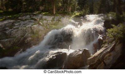 гора, река, (1216, водопад, петля