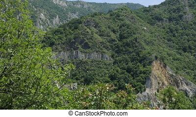 горный пейзаж, болгария