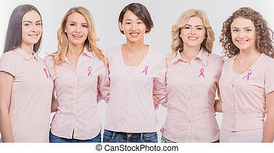 грудь, рак