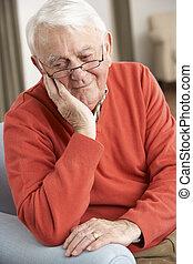 грустный, ищу, главная, старшая, стул, человек