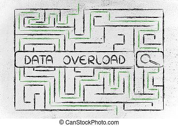 двигатель, информация, поиск, бар, перегрузка, лабиринт, данные