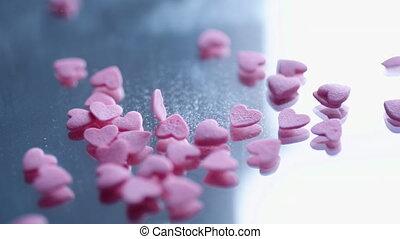 день, конфеты, valentine's