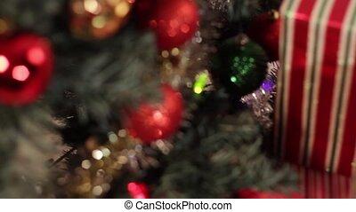 дерево, рождество