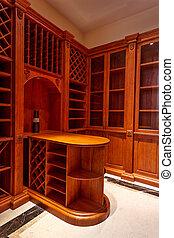 деревянный, armoire