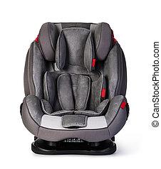 детка, автомобиль, сиденье