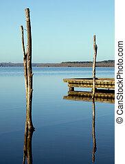дзэн, озеро