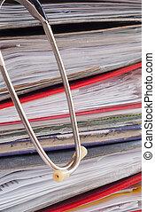 документация, медицинская