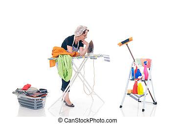 домашнее хозяйство, домашнее хозяйство